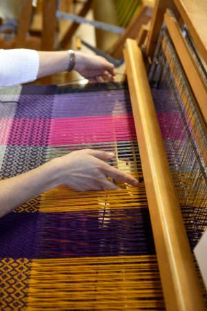 On the Loom with Gabby Glez de Rosales